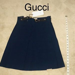 Gucci NWT skirt